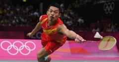 Devizes badminton club Lin Dan